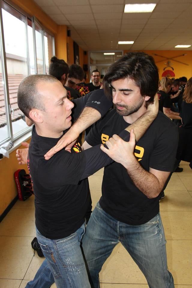 California JKD Self Defense School