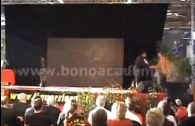 Oscar WTKA per Miglior Maestro a Sifu Roberto Bonomelli