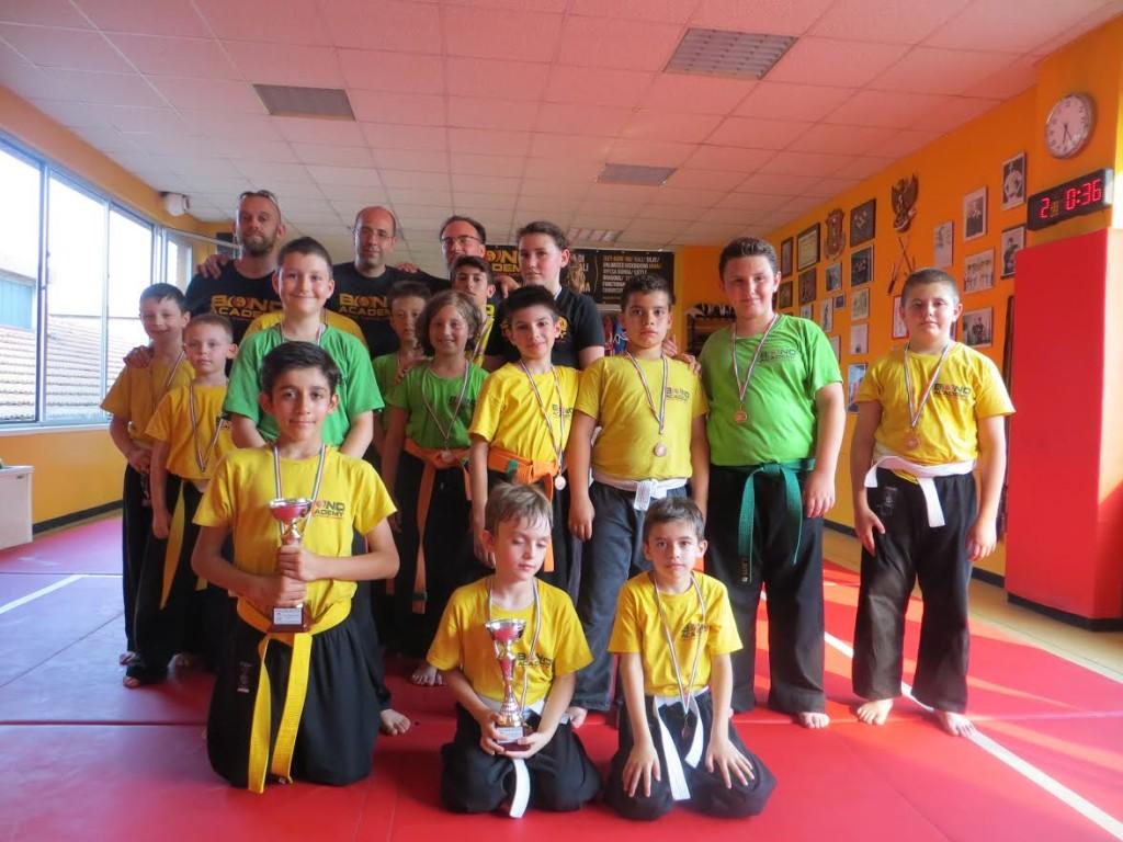 arti marziali per bambini sesto bambini