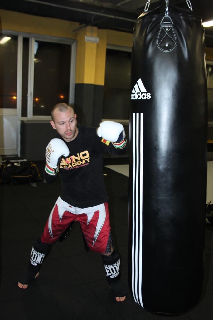 Kickboxing bonoacademy - Allenamento kick boxing a casa ...